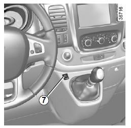 manuel du conducteur renault trafic opel vivaro nissan primastar chauffage et air. Black Bedroom Furniture Sets. Home Design Ideas